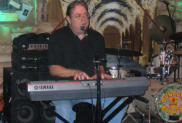 Mark at Dunedin Brewery